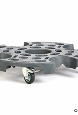 Ahcon Ahcon Wheelax Wheel Trolley XL (TWIN PACK) one locking caster
