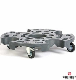 Ahcon Ahcon Wheelax Wheel Trolley XL (2 pack)