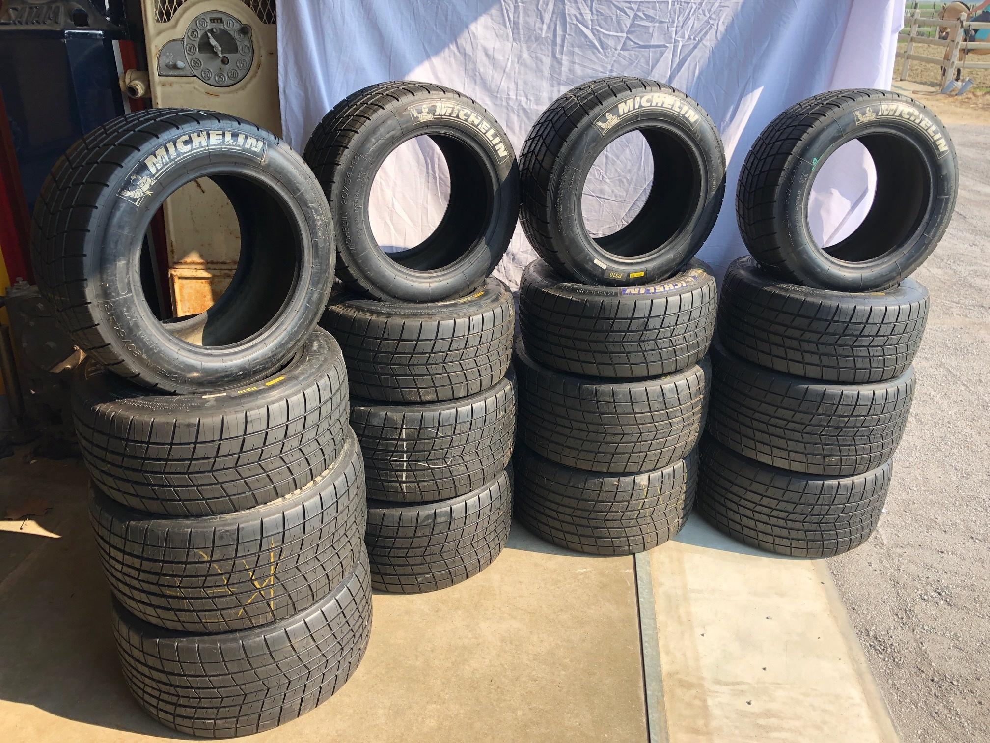 Michelin Nouveau Michelin P310 Set  (4 pieces)