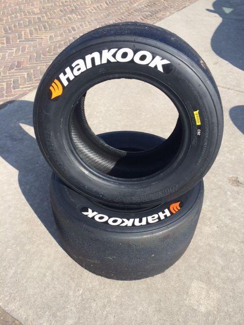 Hankook Hankook C92 2x180/550-13 + 2x 240/570-13 75%-85%