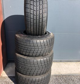 Michelin Used Michelin P412 Set 85% →95% (4 pieces)