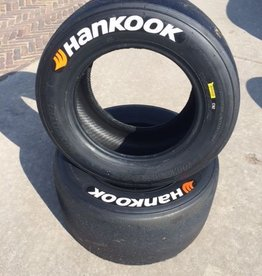 Hankook Hankook C72  180/550-13 + 240/570-13 slicks (4 pieces)