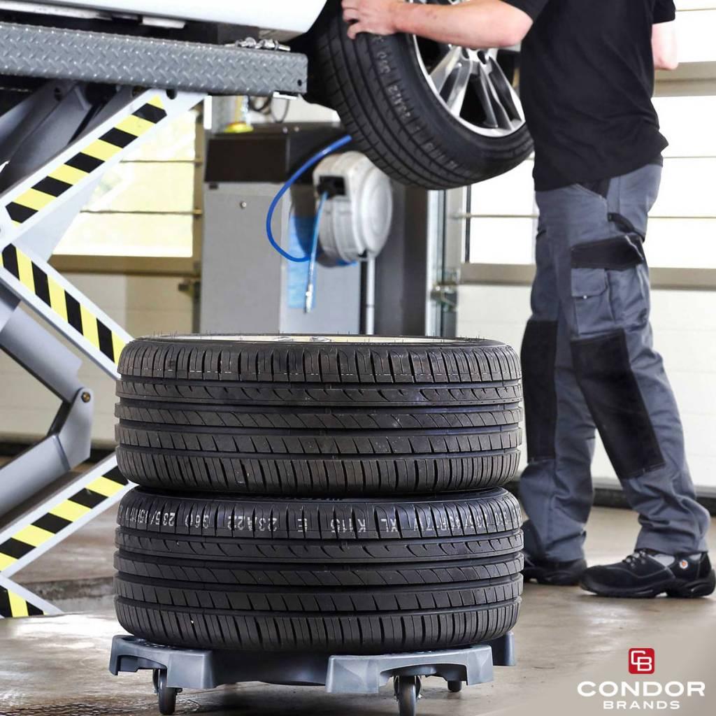 Ahcon Ahcon Wheelax Wheel Trolley