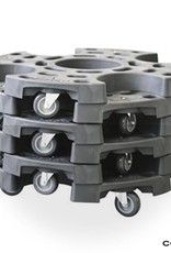 Ahcon Ahcon Wheelax Wheel Trolley (paquet de 6)