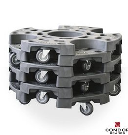 Ahcon Ahcon Wheelax Wheel Trolley (6 pack)