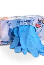M-Safe Gant en nitrile jetable M-Safe 4530