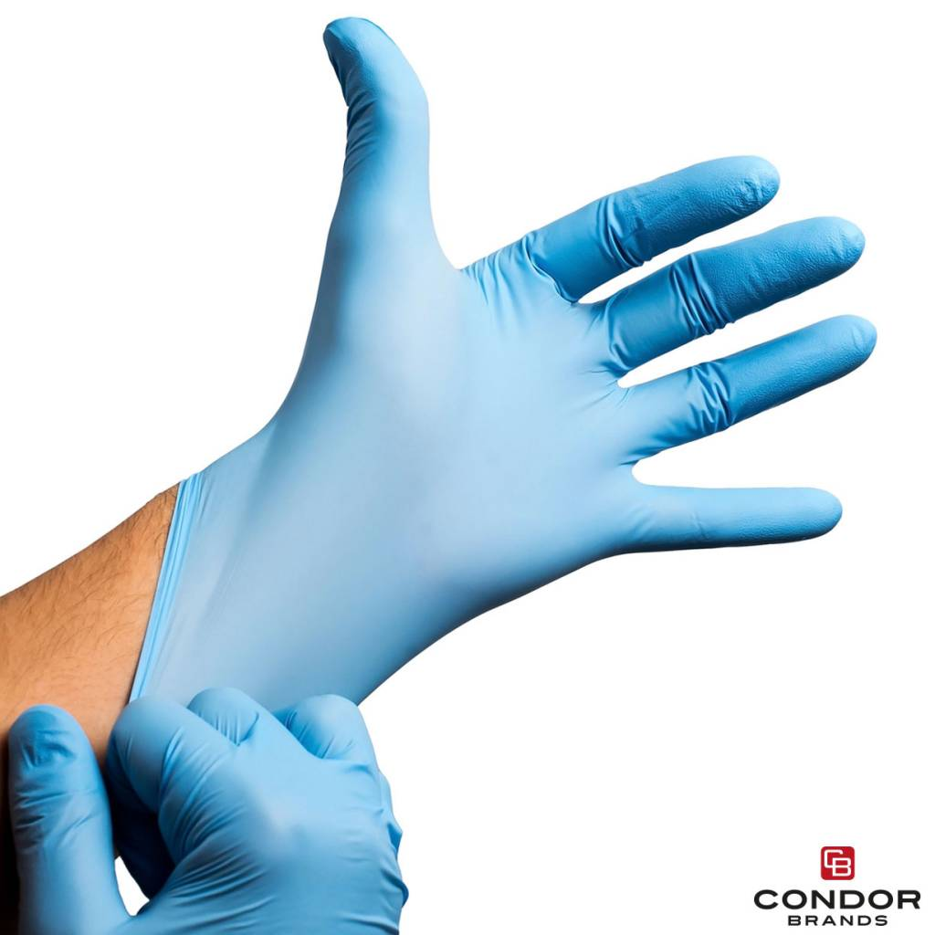 M-Safe M-Safe Nitril skins gloves 4530