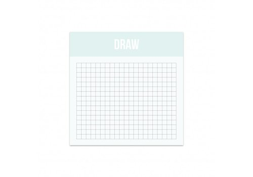 Studio Stationery Mini Draw, per 5 stuks