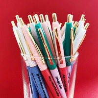 Stay colorful ballpen set, per 10 sets