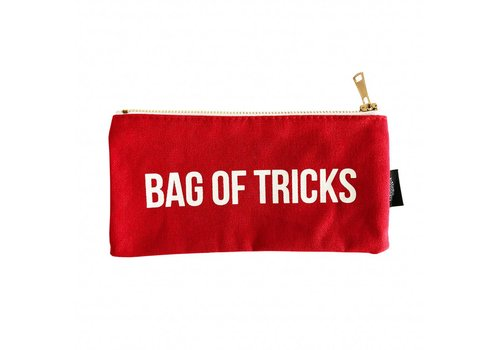 Studio Stationery Canvas bag Bag of tricks S, per 5 stuks