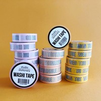 Washi tape Totally doable, per 9 pieces