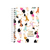 Studio Stationery A6 Notebook Stay Social - Social media plan, per 3 pieces