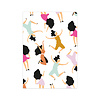 Studio Stationery Kaart Dancing Queens, per 10 stuks