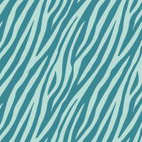Cadeaupapier Zebra petrol/mint 70x200 cm, per 10