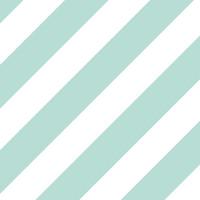 Cadeaupapier Bold Lines mint/wit 70x200 cm, per 10