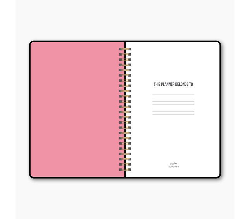 School Planner - Just Start, per 3 stuks