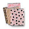 Studio Stationery A5 notebooks softcover Warm 4-pack, per 3