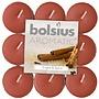 Bolsius kaarsen Geur Theelichten Sugar & spice 18 stuks in een pak 4 branduren