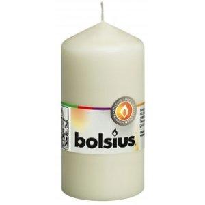 Bolsius Stompkaarsen 120/60 mm ivoor