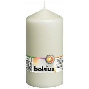 Bolsius Stompkaars kleur ivoor 150/80 mm