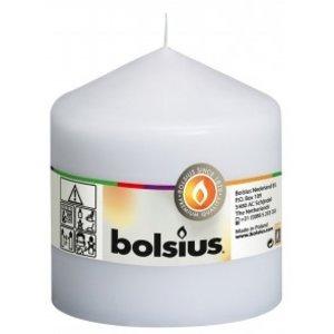 Bolsius Bolsius stompkaarsen wit online in de kaarsenwinkel