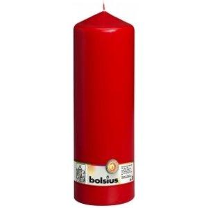 Bolsius Mega grote  kaarsen rood 300/100 mm