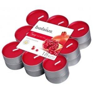Bolsius True Scents Geur waxinelichtjes  Pomegranate