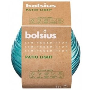 Bolsius  Patiolight Divine Earth Lucht  94/91 mm