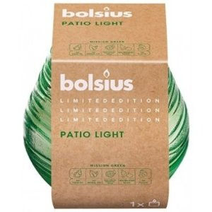 Bolsius Patiolight Divine Earth Water  94/91 mm