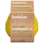 Bolsius Patiolight Divine Earth Citronella