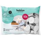 Bolsius Maxilichten 40 stuks in een zak