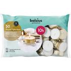 Bolsius Maxilichten 50 stuks in een zak