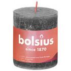 Bolsius Rustiek stompkaars 80/68 Stormy Grey