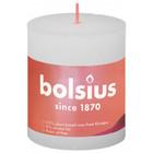 Bolsius Rustiek stompkaars 80/68 Cloudy White