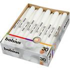 Bolsius Gotische kaarsen doos 245/24 doos 30 Wit