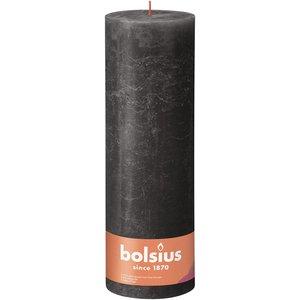 Bolsius Rustiek stompkaars 300/100 Stormy Grey