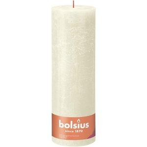 Bolsius Rustiek stompkaars 300/100 Soft Pearl