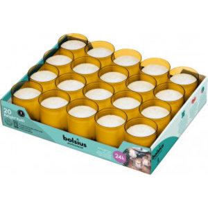 Bolsius Bolsius relight navulling Amber online bestellen in de kaarsenwinkel