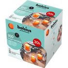 Bolsius Horeca relight XL navullingen 64/52 doos 100 Oranje