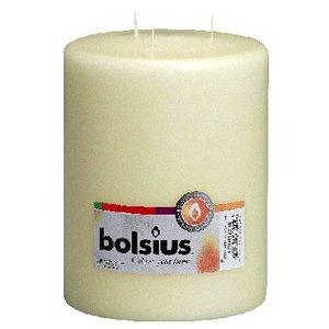 Bolsius Mammoet kaars van 200/150 mm voor vele uren plezier