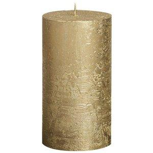 Bolsius Stompkaars 130/68 metallic goud