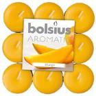 Bolsius Exotic Mango Geur Theelichten 18 stuks in een pak 4 branduren