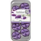 Bolsius kaarsen Geurchips Creations Blister Lavendel 8 stuks