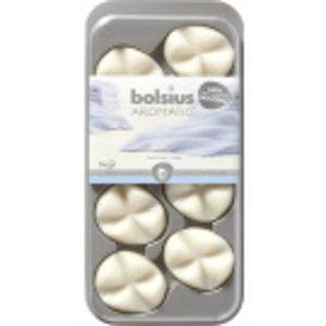 Bolsius Geurchips Creations BlisterFresh linen 8 stuks