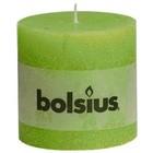 Bolsius kaarsen Stompkaarsen 100/100 mm lemon