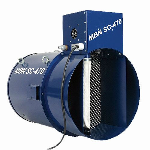 MBN MBN Snow machine SC-470