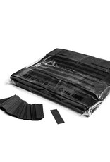 Magic FX Slowfall confetti 55x17 mm - 1kg - Zwart