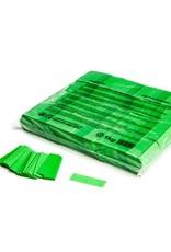 Magic FX Slowfall confetti 55x17 mm - 1kg - Licht Groen