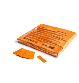 Magic FX Slowfall confetti 55x17 mm - 1kg - Orange