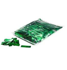 Magic FX Metallic confetti 55x17 mm - 1kg - Vert